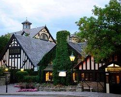Old Mill Toronto Restaurant