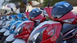 Lefkas On Wheels - Moto Rentals