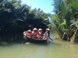 Hoian Eco Coconut Tour