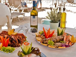 Paralia Aeollos Sea View Restaurant