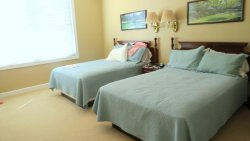 Great master bedroom...2nd bedroom was smaller