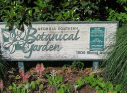 Garden of the Coastal Plain at Georgia Southern University