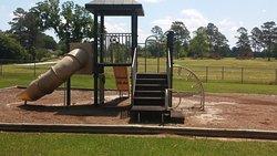 Playground close-up