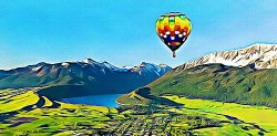 Bigfoot Balloons