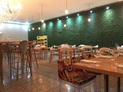 Excelente restaurante Best Brews Bt Raush  He pedido pulpo y estaba espectacular como siempre. R