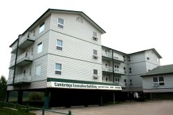 Cambridge Executive Suites Hotel