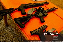 Koh Chang Shooting Range