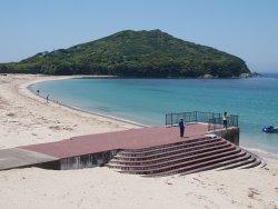 Goza Shirahama Beach