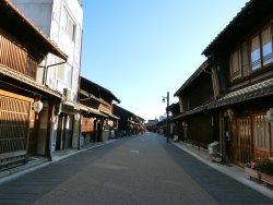 Kawara-machi Historical Area
