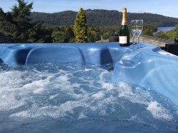 Roof Top Hot Tub