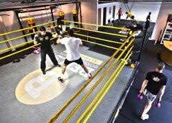 Κέντρα ευεξίας και γυμναστήρια