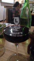 glass of vino