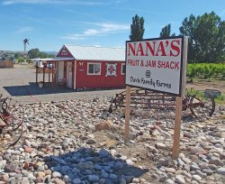 Nana's Fruit and Jam Shack