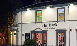 The Bank Bar & Kitchen