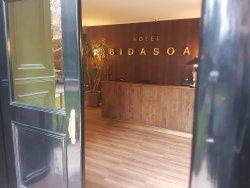 Hotel Boutique Bidasoa