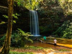 Evilson Waterfall
