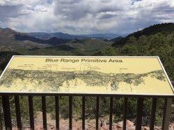 Coronado Trail - National Scenic Byway
