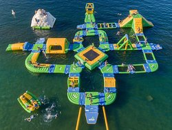 Splash BC Water Parks - Penticton Wibit