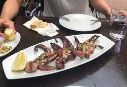 Vilches seafood restaurant