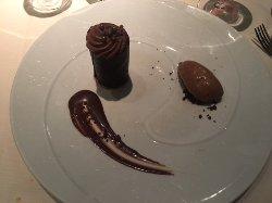 Chocolat crêmeux, super