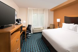 Newly refreshed spacious King and King Suite