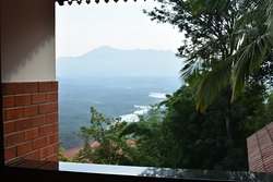 Perfect peace and  lovely montain view
