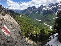Valbona Pass