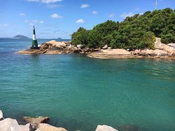 Barra da Lagoa Beach