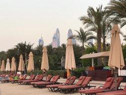 Ein Palast in Dubai