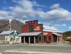 Art House Carcross