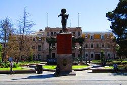 Arms Square