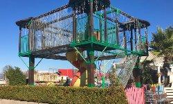 Monkey Planet Parco Giochi