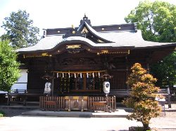 Azusamiten Shrine