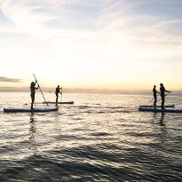 Good Trails Stand Up Paddle Boarding