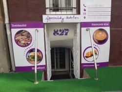 827 Speciality Kitchen