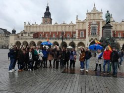 Cracovia Free Tours in Spanish
