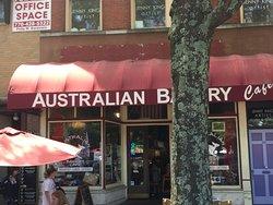 Australian bakery