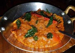 Mutton Maratha