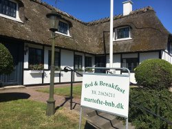 Martofte Bed and Breakfast