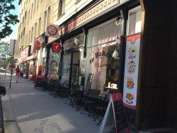Ansicht le Bakery in der Favoritenstraße