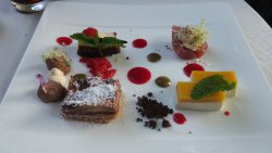 Triple dessert