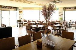 Cafe gelateria