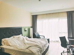 Новый, стильный, красивый отель!