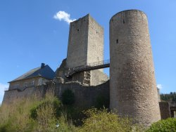 Chateau d'Useldange