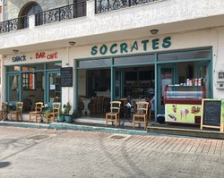 Socrates Snack Bar Cafe