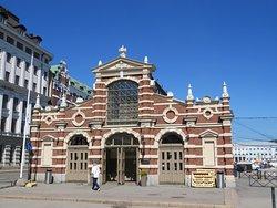 赫尔辛基老市场