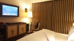 Nice hotel and spacious room