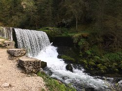 La Source du Doubs