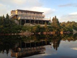 Big Lake Lodge