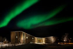 The Sámi Cultural Centre Sajos
